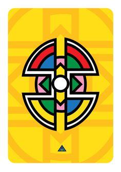 Pattern Art, Pattern Design, Print Design, African Tribal Patterns, Afrique Art, South African Art, Logo Color, Afrikaans, Black Art