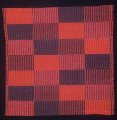 "Textile, ""Arrangement No. 2"", 1969"