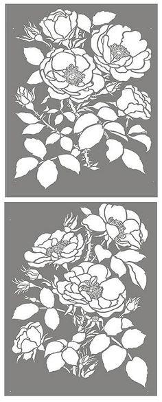 Stencil-mania (pág. 2640) | Hacer bricolaje es facilisimo.com