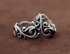 Making metal clay rings - tips and tricks from Petra at Metal Clay Ltd.                                                                                                                                                      More