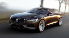 İşte Volvo Concept Estate