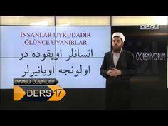 Osmanlıca Öğreniyorum Ders 17 Lâlegül TV - YouTube