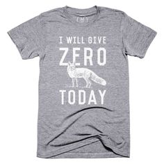 """If you don't like """"I Will Give Zero Fox Today"""" by Drew Ellis, you're full of shiitake mushrooms."""