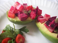 Veggie palta rellena – Why avocados are a staple food in my family´s kitchen