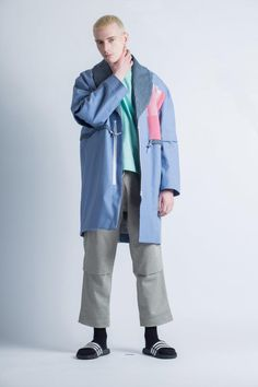 Adidas collaborated with five fashion students to produce this unique workwear collection.