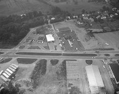 Langdon St. & So. Hwy 27. Standard Oil, Mobile Homes, Somerset ...