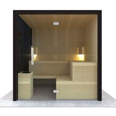sauna kopen tips Finnish Sauna, Spa, Cleopatra, Shelves, Interior, Modern, House, Furniture, Home Decor