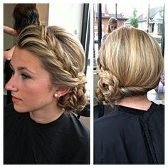 Hair by Sarah Paduano Busche at Berenice's Salon