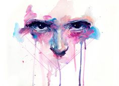 Artist Agnes-Cecile.