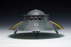 HAUNEBU-Model-Kit