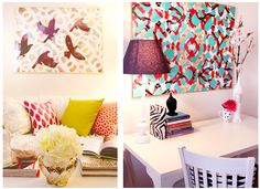 Beautiful prints from Cozamia
