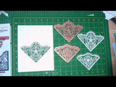 ▶ Decorative Blossoms Corner (card-making-magic.com) - YouTube