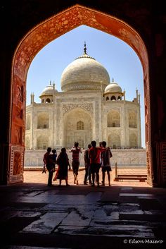 Taj Mahal: por trás de cada porta uma surpresa