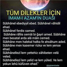 👉KAYDEDİN LUTFEN...Hergun okunması gereken dualardan... . . Allah'u Teal Allah Islam, Islamic Dua, Prayers, Words, Instagram Posts, Quotes, Psych, Crafts, Diy