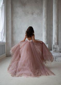 Tulle Ball Gown, Tulle Dress, Ball Gowns, Fairytale Dress, Fairy Dress, Wedding Bodysuit, Minimalist Wedding Dresses, Tulle Wedding, Gown Wedding