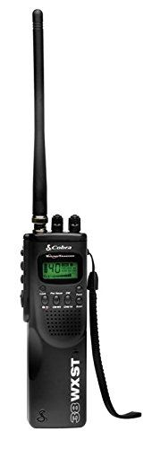 HH 38 WX ST Hand Held CB Radio with Weather and SoundTracker >>> Visit the image link more details.