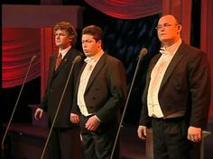 The Irish Tenors- Red is the Rose (LIVE)