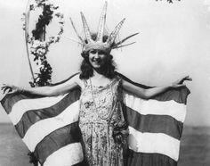 Margaret Gorman, Miss America 1922