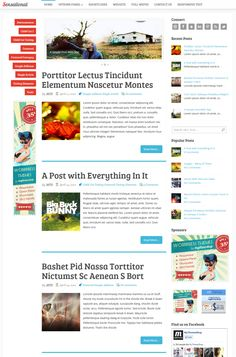 Top 18 Responsive Magazine WordPress Themes for 2013