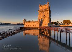 Torre de Belem by VladimirG. @go4fotos