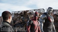 DEADPOOL: New Actor Cast As 'Colossus'; First Official Images And Character Details Released