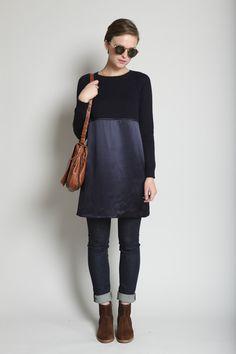 so cute! apc dress