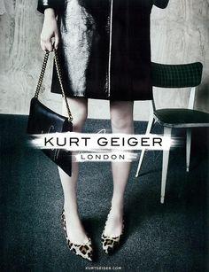 Kurt Geiger A/W 2013  Erik Torstensson (Photographer) Sarah Richardson (Fashion Editor/Stylist) Louis Simonon, Sam Rollinson - Models