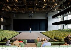 Gallery of Dee and Charles Wyly Theatre / REX + OMA - 13
