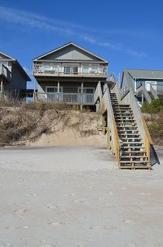 House vacation rental in Surf City, NC, USA from VRBO.com! #vacation #rental #travel #vrbo