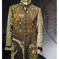 They don't  make lab coats like this anymore! http://www.terrydresbach.com/master-raymond/