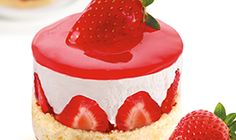 Decorative glaze adds taste and appearance to the cakes and desserts. Narsaria's decorative glaze is 100% vegetable based and keeps pastries fresh and extends their shelf-life without leakage.