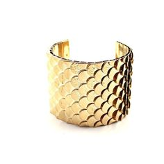 Fashionable Golden Dragon'S Squama Bracelets For Women at nextwigs.com #Jewellry