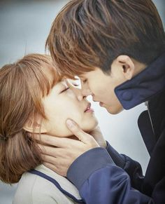 Strong Woman Do Bong Soon   Park Hyung Sik & Park Bo Young   ParkParkCouple