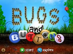 Bugs and Buttons: a great app for autistic kids (that isn't an autism app). An outline of why I think this app is particularly well-suited to autistic children. Includes a video of my son Oliver playing with the app.