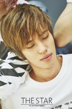 Niel - Teen Top - The Star Magazine August Issue '15
