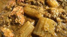 """Khoresht-e Karafs """"Celary Stew"""""""