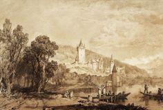 Joseph Mallord William Turner - Liber Studiorum Joseph Mallord William Turner, 19th Century, British, Painting, Art, Painting Art, Paintings, Painted Canvas, Drawings