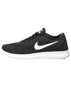 promo code aec29 d99b9 Nike FREE RN løbesko - Sort m. hvid