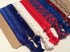 Hey, I found this really awesome Etsy listing at http://www.etsy.com/listing/150955659/ku-red-and-blue-glitter-rock-chalk