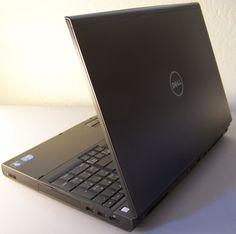 Dell Precision M4600 Notebook Intel Core i7 2720QM 256GB SSD NVIDIA Quadro 1000M - PC Laptops & Netbooks