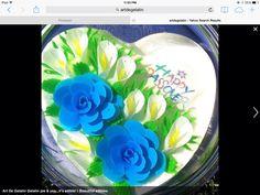 oorazon con flores encapsuladas