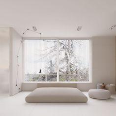 GroBartig White Luxury House Design Mit Ehrfürchtigen Und Perfekten Eigenschaften  Decor Inside Von Igor Sirotov #design #ehrfurchtigen #house #luxury  #perfekten # ...