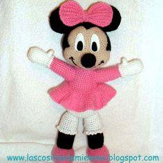 Patron Amigurumi Baby Minnie : Pinterest The world s catalog of ideas