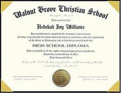 Free printable high school diploma template huge collection of high personalized homeschool high school diploma 85 x 11 yadclub Gallery