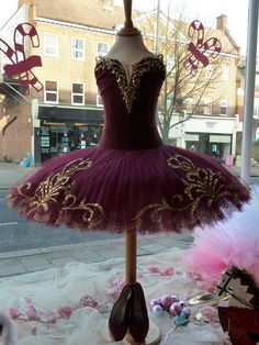 Beautiful Russian made to order ballet dress from On Point ballet tutu