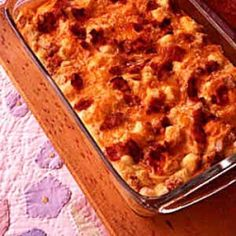 Brunch Egg Casserole Recipe photo by Taste of Home