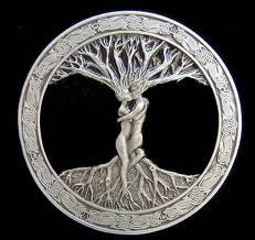 Lovers Tree of Life. Contemplating on transforming my back piece to a Lil something like this ♡