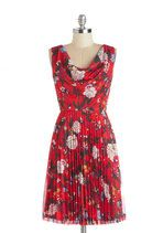 Rainy Day Rendezvous Dress | Mod Retro Vintage Dresses | ModCloth.com