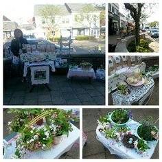 Come visit me on  summer Saturdays at Worthington, Ohio, Farmers Market!  Y'all will love it! ----- Southern Girl