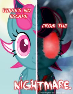 """Because everyone has a demon inside"" Twilight Sparkle, very smart and powerful, she can hide her bad feelings using this attributes. But the equirins can see deep inside of the heart and soul, the..."